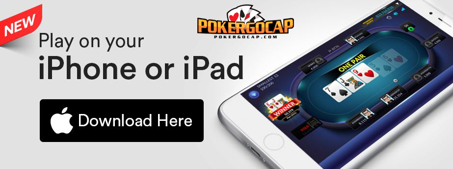 Pokergocap download iphone