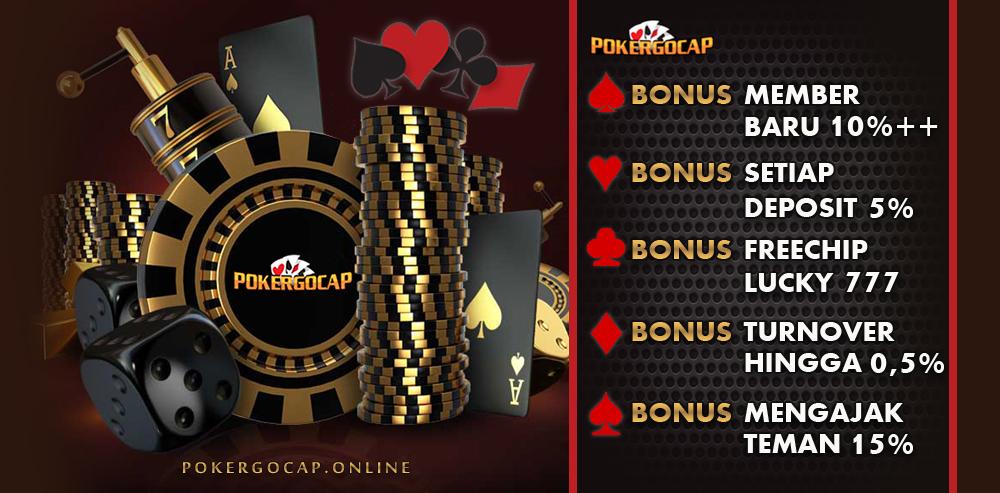 Poker IDN Bonus New Member Terbesar